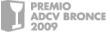 premio ADCV gris DUPLO Comunicación Gráfica