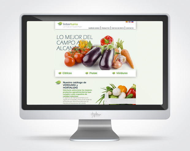 interturia | DUPLO Comunicación Gráfica | Estudio de diseño gráfico, web y editorial.