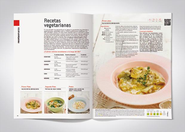 Diseño revista eroski