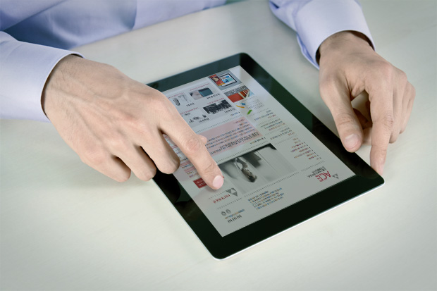 Web ACE tablet