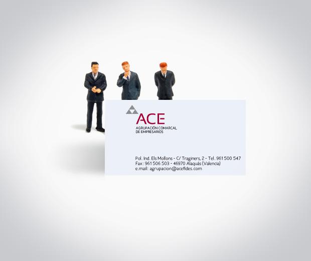 tarjeta  ACE