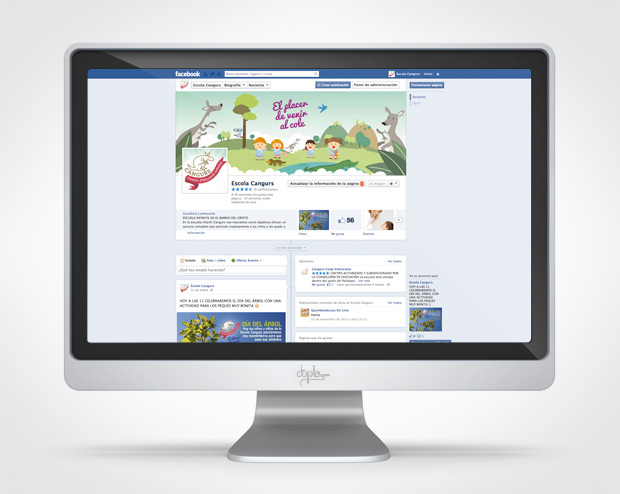 facebook cangurs