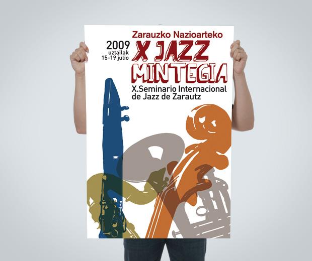 cartel jazz mintegia