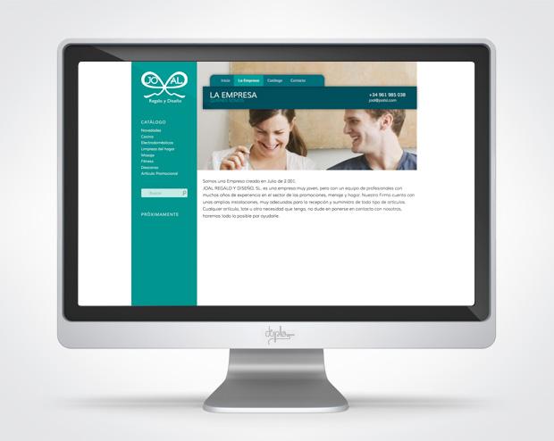 Joal catálogo web