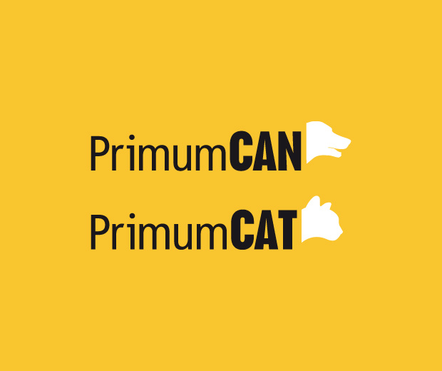 Logotipo primun can y cat