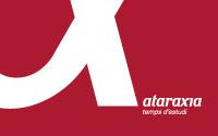Diseño logotipo Ataraxia Escuela de estudios | DUPLO Comunicación Gráfica | Estudio de diseño gráfico, web y editorial.