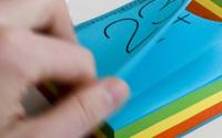 Diseño Calendario Post-it | DUPLO Comunicación Gráfica | Estudio de diseño gráfico, web y editorial.