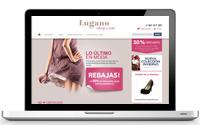 Diseño web Tienda Online ropa y zapatos | DUPLO Comunicación Gráfica | Estudio de diseño gráfico, web y editorial.