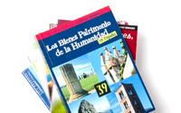 Diseño de Guía de Monumentos Eroski Supermercados | DUPLO Comunicación Gráfica | Estudio de diseño gráfico, web y editorial.
