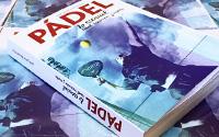 Diseño y maquetacion libro de Pádel