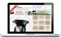 Diseño Web Thermomix | DUPLO Comunicación Gráfica | Estudio de diseño gráfico, web y editorial.